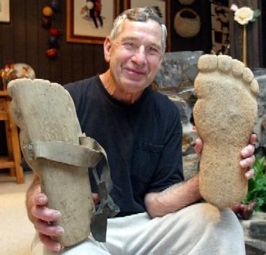 Bigfoot hamisítás